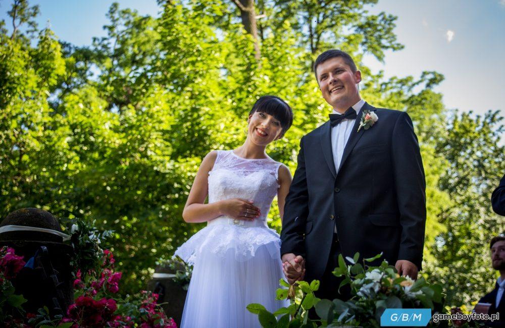 Zabezpieczony: Anna i Krzysztof