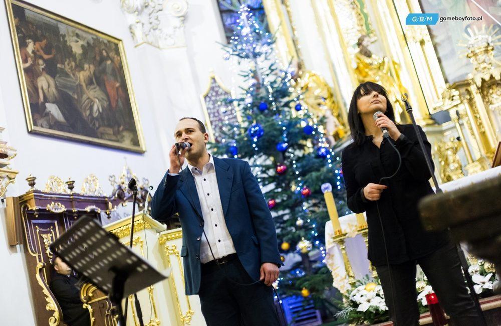 Koncert Kolęd zespołu Nazareth 18.01.2015 w Bazylika św. Mikołaja