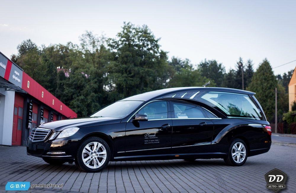 Karawan Pilato po wizycie w Auto Spa DD Car Detailing Bochnia