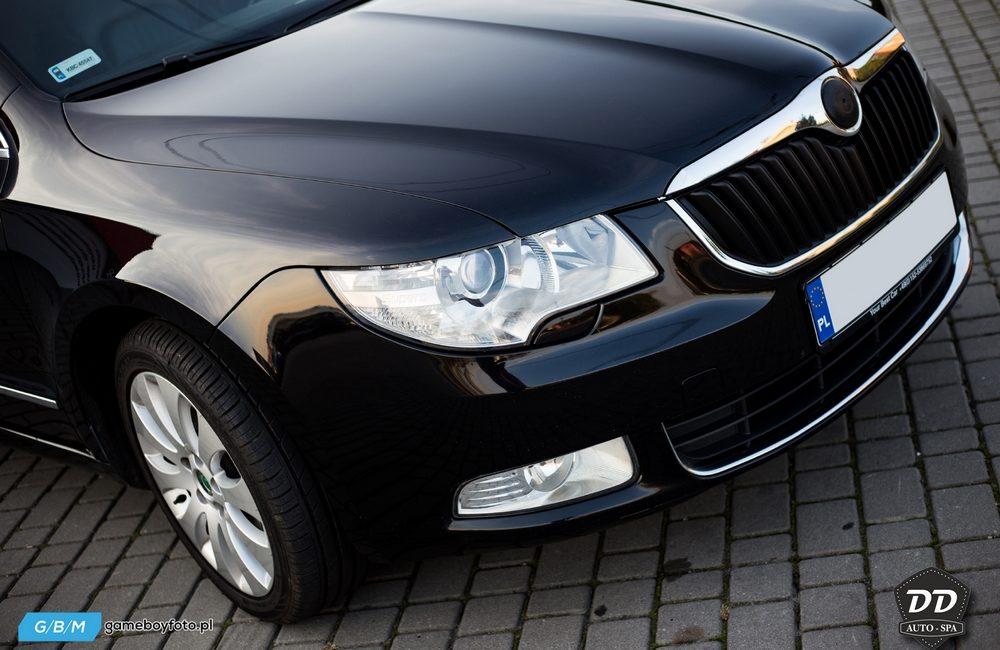 Skoda Superb PO WIZYCIE W AUTO SPA DD CAR DETAILING BOCHNIA