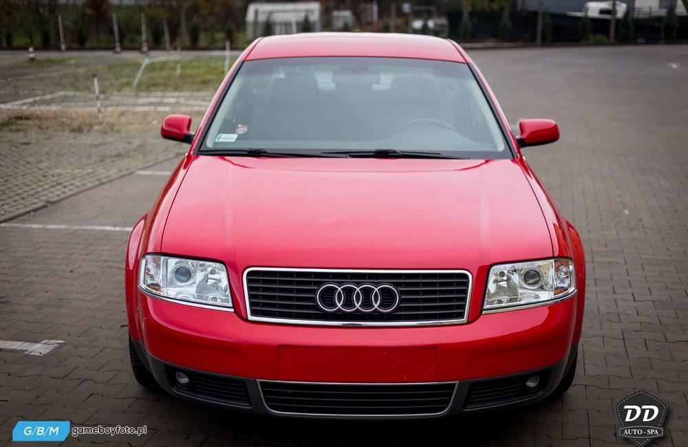 Audi S6 – Wilk w owczej skórze W AUTO SPA DD CAR DETAILING BOCHNIA