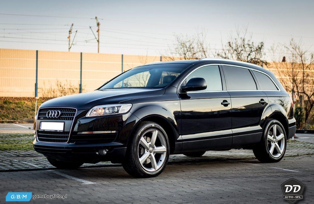 Audi Q7 PO WIZYCIE W AUTO SPA DD CAR DETAILING BOCHNIA