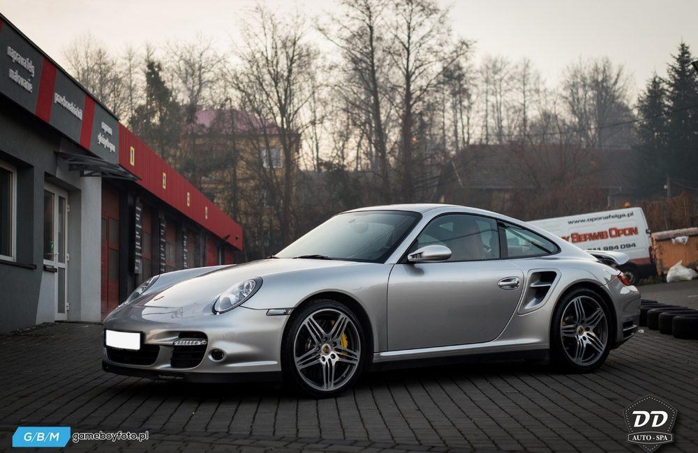 Porshe Carrera 911 (997) PO WIZYCIE W AUTO SPA DD CAR DETAILING BOCHNIA