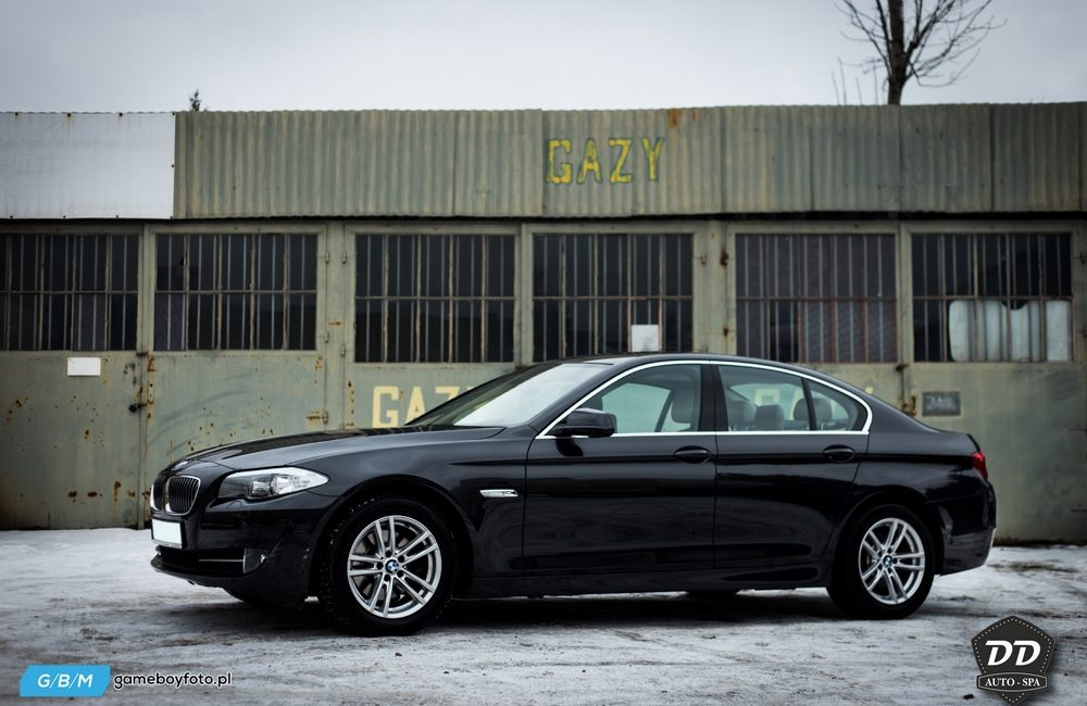BMW 520D PO WIZYCIE W AUTO SPA DD CAR DETAILING BOCHNIA