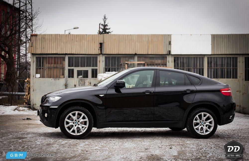 BMW X6 PO WIZYCIE W AUTO SPA DD CAR DETAILING BOCHNIA